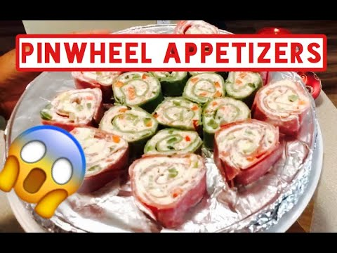 How to make Pinwheel Appetizers perfect for the holidays