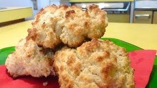 """How To Make """"melt In Your Mouth"""" Drop Biscuits"""