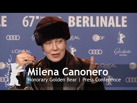Honorary Golden Bear Milena Canonero  Press Conference Highlights  Berlinale 2017