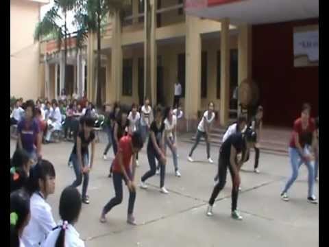 Gangnam Style - Học sinh THPT Thuận Thành 1 - Bắc Ninh