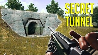 [BattleGrounds] The Secret Military Tunnel