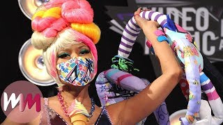Top 10 Craziest MTV VMAs Outfits of All Time