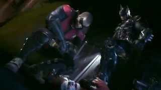 "Batman  Arkham Knight   Gameplay ""This How the BATMAN DIED"""