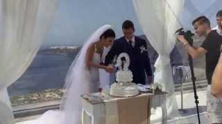 Свадьба на Санторини - ведущий Артур Базинян(Ведение мероприятий любого уровня! Артур Базинян - 8(921)87-55-888 bazinyan@gmail.com., 2015-10-01T16:20:46.000Z)