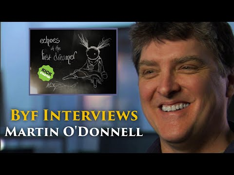 A Martin O'Donnell interview on Destiny, Halo and his next big project!