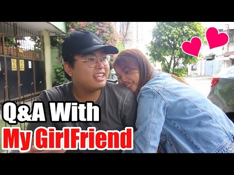 Q&A With My Girlfriend ( JAMILL KABAHAN NA KAYO )
