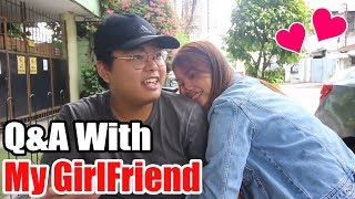 Q&A With My Girlfriend ( JAMILL KABAHAN NA KAYO )
