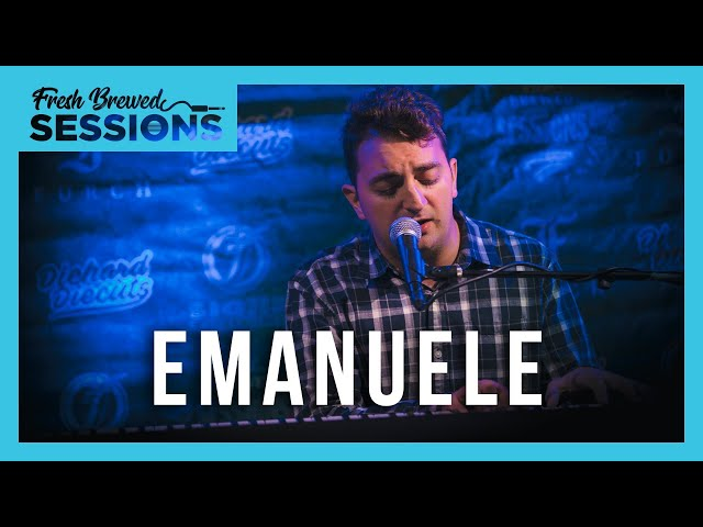 Fresh Brewed Sessions | Emanuele | To Be Alone
