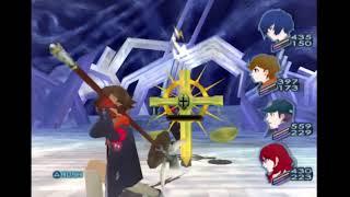 Shin Megami Tensei : Persona 3 FES -196- World Balance