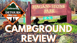 Hagan-Stone County Park Campground Review - Pleasant Garden, NC