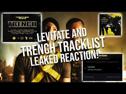 Leaked Song Levitate and Trench Full Tracklist Reaction and Thoughts! (Twenty One Pilots)