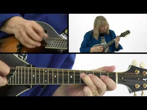 Mandolin Lesson - #17 Major Scale: Key of C - Marcy Marxer
