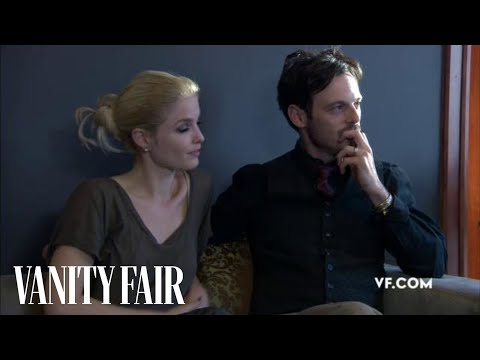 Whitney Able & Scoot McNairy Talk to Vanity Fair's Krista Smith About the Movie