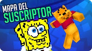 Minecraft: Mapa del suscriptor!