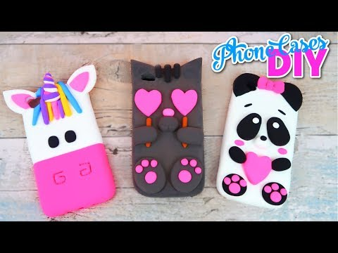 DIY Phone Cases Homemade