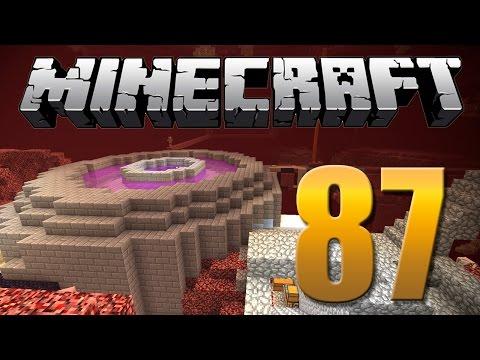 Nether Hub - Minecraft Em busca da casa automática #87