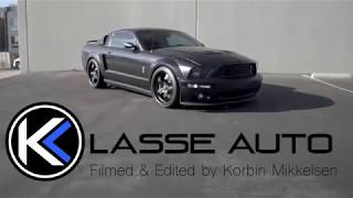 2008 FORD MUSTANG SHELBY GT500 // KLASSE AUTO