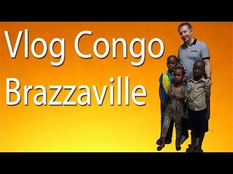 Vlog Congo Brazzaville #1