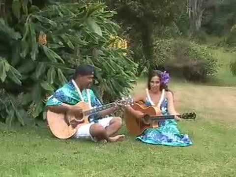 "Tommy and Malia- ""Nani Waialeale"""