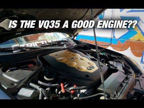 The Gest Problem With Vq Engine G35 Vlog