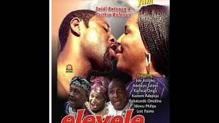 Eleyele Nollywood Yoruba Drama  Saidi Balogun  Faithia Balogun Racheal Oniga