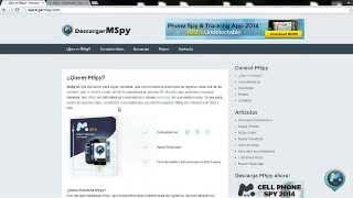 Ver SMS de otro Celular | Descargar Mspy