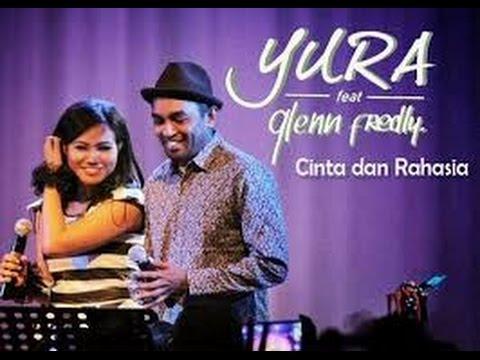 Yura ft Glenn Fredly 'Cinta & Rahasia' Lyric & Chord Guitar