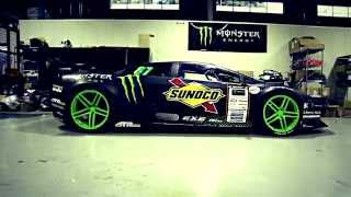 Monster Energy: World