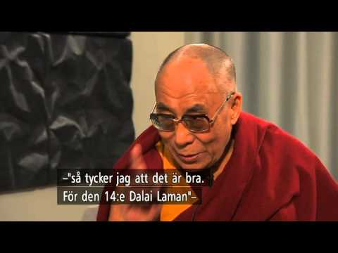 Interview with Dalai Lama by Malou von Sivers