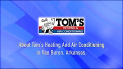 About Toms Heating And Cooling