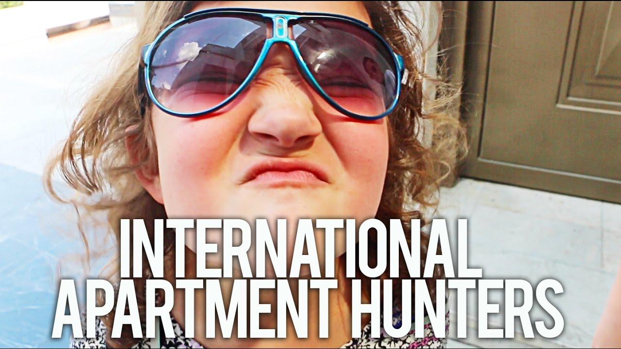 international apartment hunters - youtube