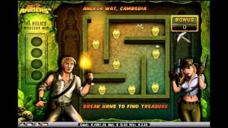 Как играть в Вулкане в игровой автомат Relic Raiders(Игровой автомат под названием Relic Raiders - это не только азарт, но и увлекательные приключения! Этот слот в..., 2014-11-04T09:48:10.000Z)