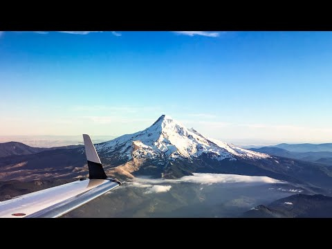 Flying from Portland to Olympia. Phenom 300 with ATC Audio