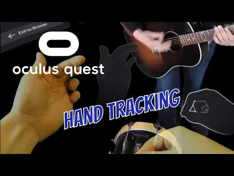 Oculus Quest - Hand Tracking is a Virtual Reality Revolution -Test and Review