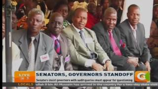 Senators insist governors with audit queries must appear for questioning