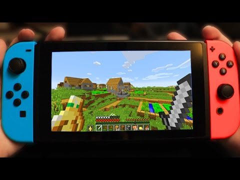MINECRAFT SWITCH EDITION EP. 1