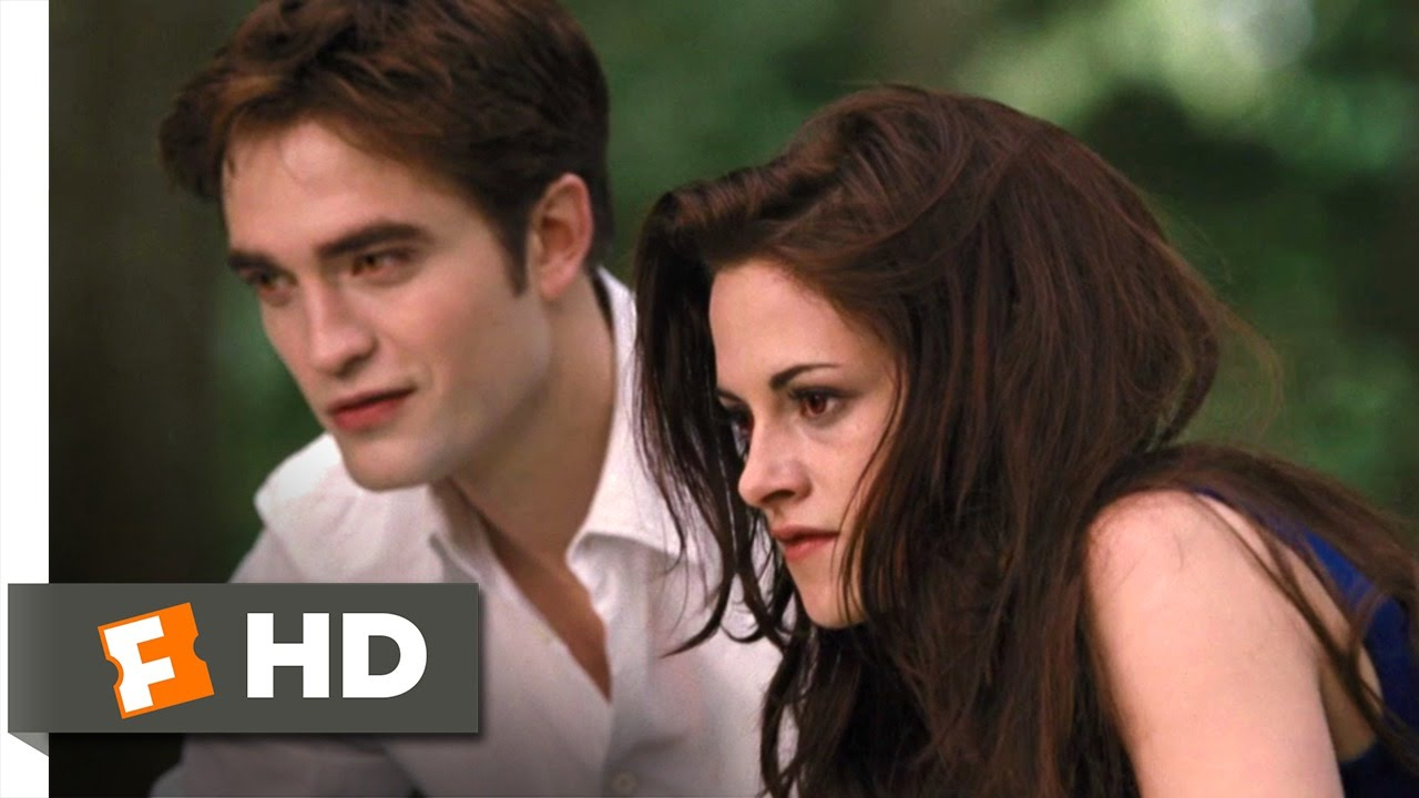 Twilight Breaking Dawn Part 2 2 10 Movie Clip Bella S First Hunt 2012 Hd Youtube