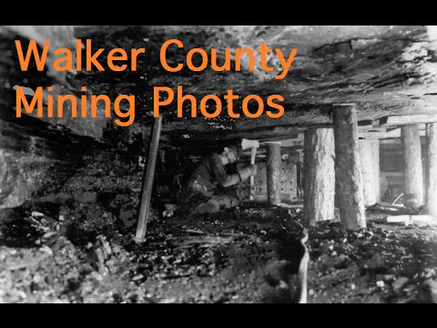 Walker County Mining Photos