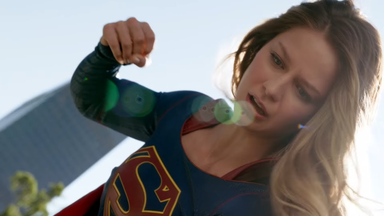 how to create supergirl shows