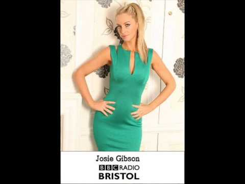 Josie Gibson - BBC Radio Bristol - 6th April