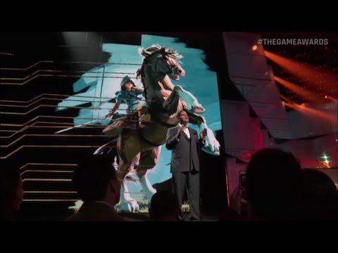 Game Awards 2016 : Reggie Fils Aimé & Eiji Aonuma / Zelda Breath of The Wild