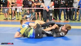 [XIII PP ADCC]  Kania Karol vs Held Marcin, Zaawansowani , 83kg
