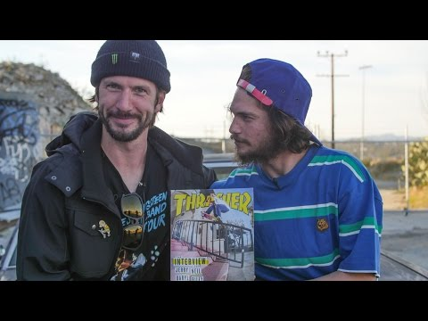 First Look: Chris Cole and Torey Pudwill