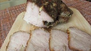 Свинина в рукаве запеченная в духовке / Закуска на праздничный стол