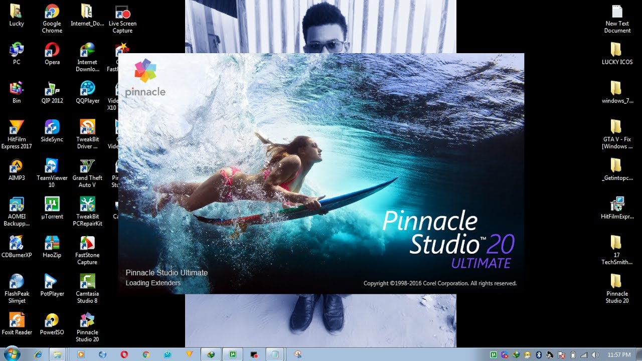 pinnacle studio 18 ultimate free download full version kickass