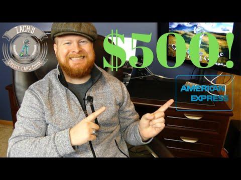 Bonus Alert! $500 For Amex Blue Business Cash!
