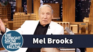 Mel Brooks Misses Being Able to Call Gene Wilder by : The Tonight Show Starring Jimmy Fallon