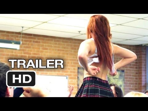 Bad Kids Go To Hell Official Trailer #1 (2012) - Judd Nelson, Ben Browder Movie HD