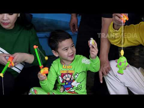 JANJI SUCI - Naik Delman Di Kota Hujan Bareng Rafathar (9/2/19) Part 1