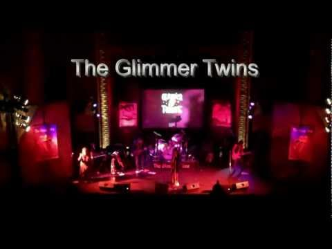 The Glimmer Twins -Can't You Hear Me Knockin @ The Mauch Chunk Opera House 3-2-13